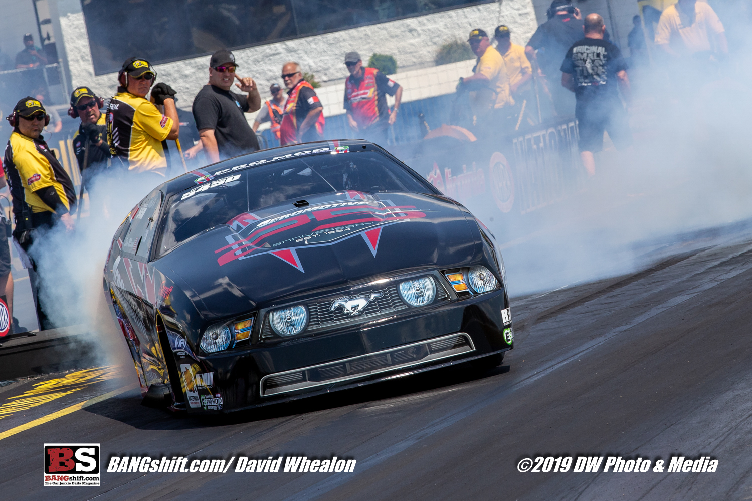 2019 NHRA Virginia Nationals Photo Coverage: E3 Spark Plugs Pro Modified Series Action Images!