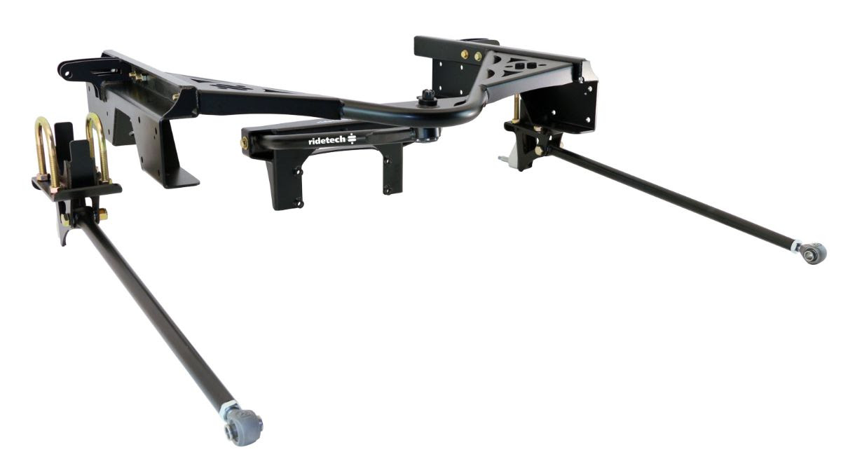 Check Out This Rad New Wishbone Suspension System For OBS GM Trucks!
