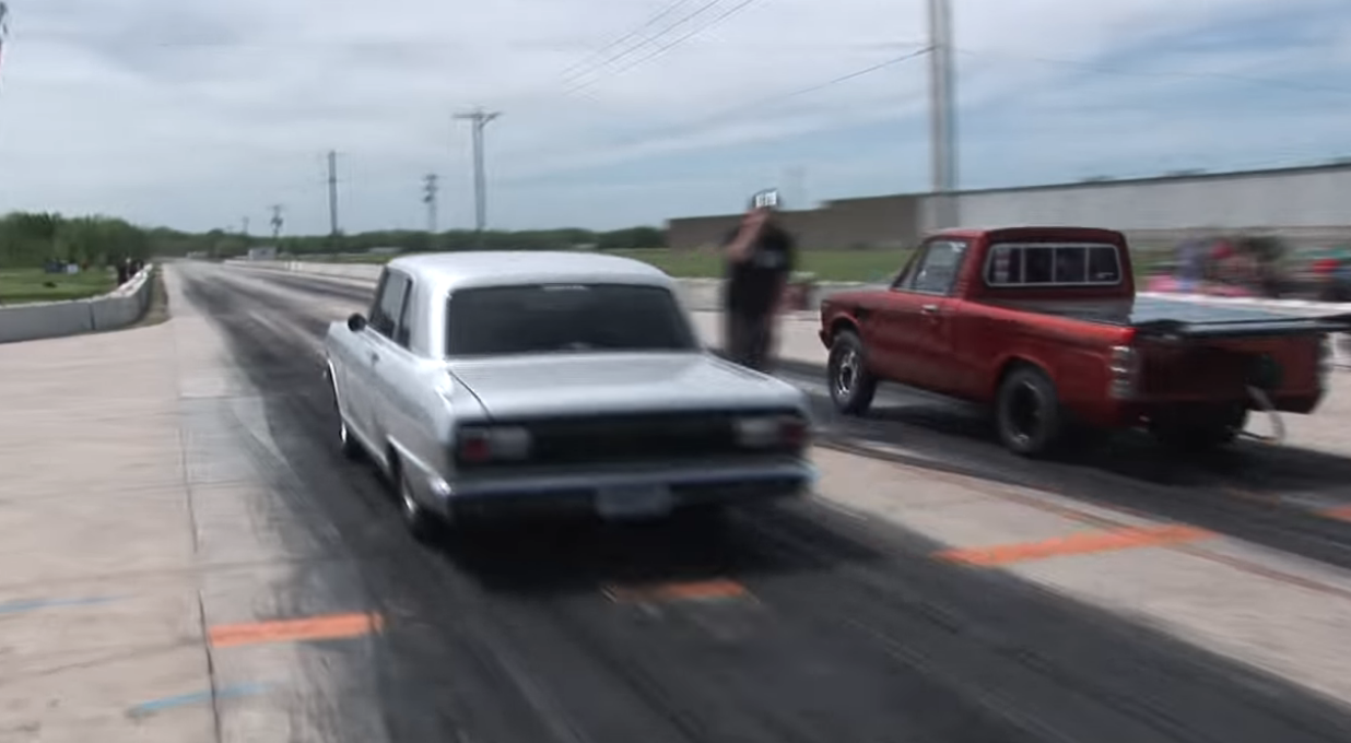 Coffeyville Street Drags – Small Tire Drag Racing On The Streets Of Kansas!