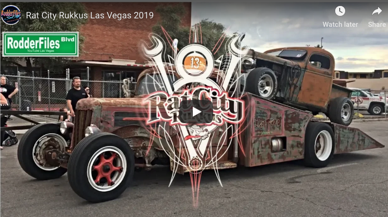 The Rat City Rukkus Car Show In Las Vegas Took Rad Rod Fun To A Whole New Level