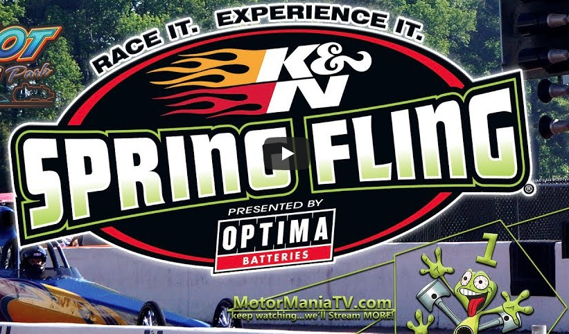 Big Money Bracket Racing LIVE From The Spring Fling At GALOT