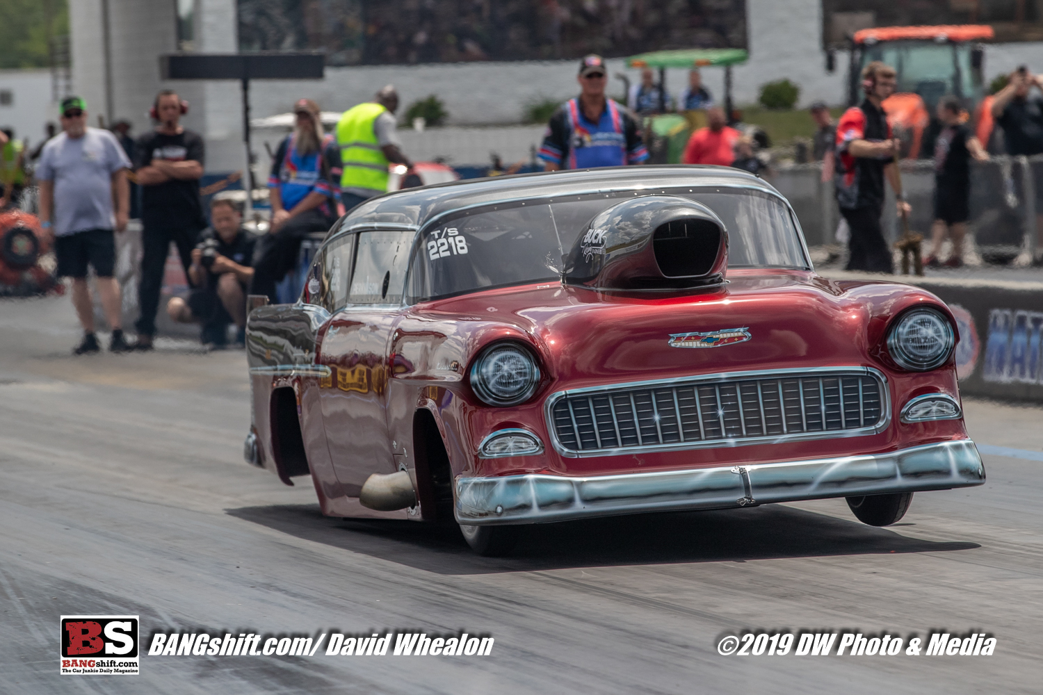 2019 PDRA Mid-Atlantic Showdown Photo Coverage: Before The Thunder and Lightning, It Was Both on The Track!