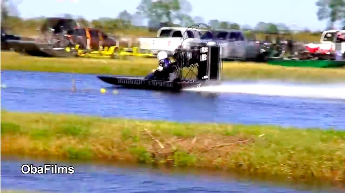 Unhinged: We Need More Airboat Racing Around Here! …right?