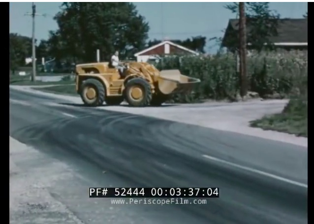 Old Caterpillar Video: This Introduction Film Of The Caterpillar 944 Wheel Loader From The 1950s Is Awesome