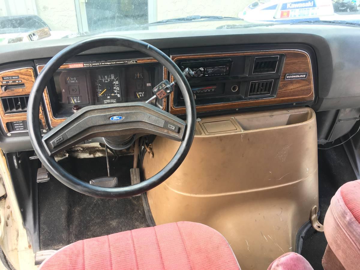 BangShift.com 7.3L Diesel Ford Van Hauler Thing Is A Cheap alternative