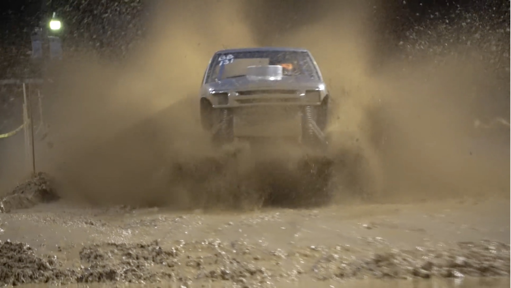 Mired Down In The Bog: Buried To The Frame At The Buck Motorsports Mud Bog