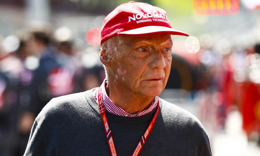 In Memoriam: Niki Lauda, Formula One's Bastion Of Brutal Honesty