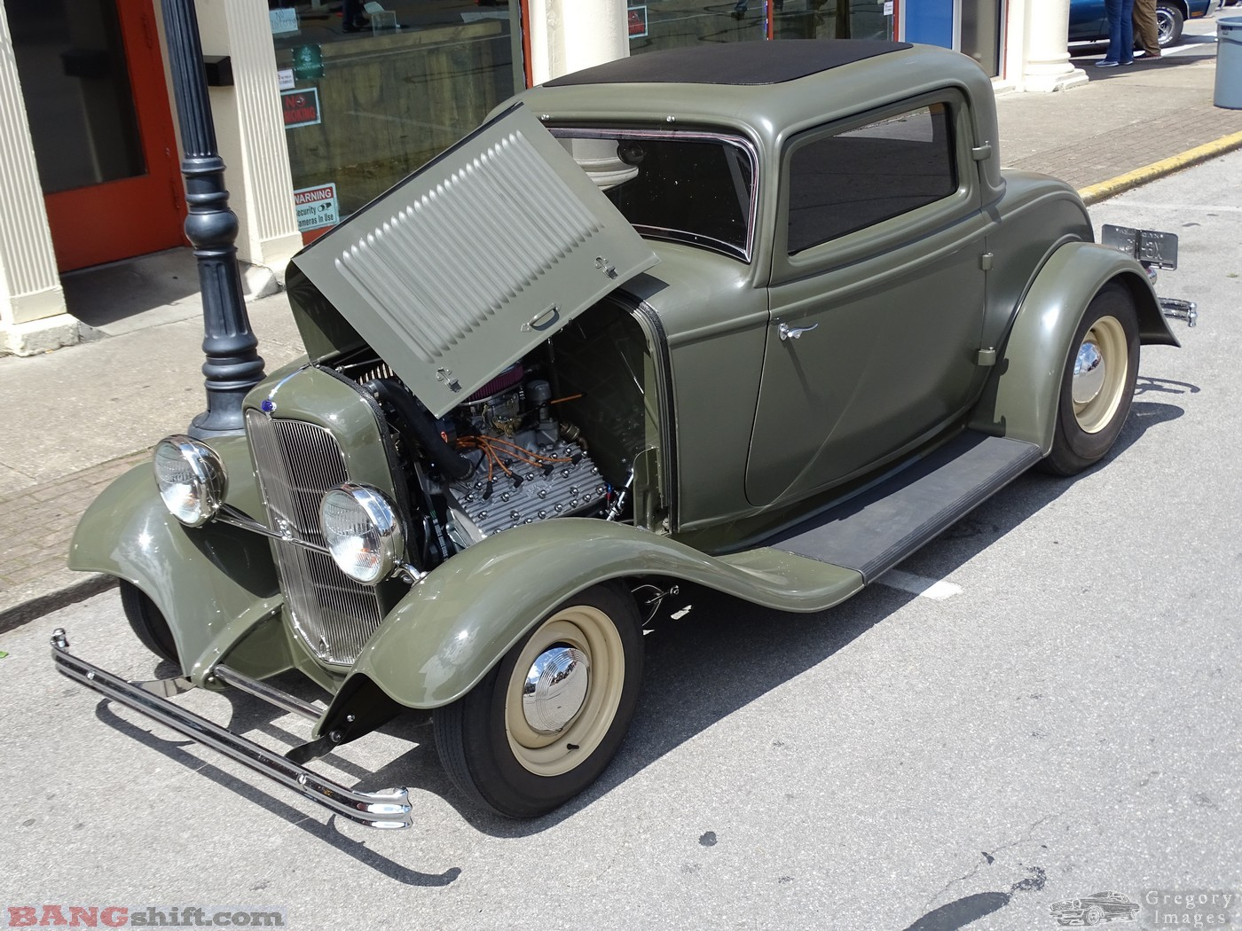Somernites 2019 April Cruise Photo Coverage: Cars and Trucks From The 1950s and Older! History, Styling, and Coolness Galore