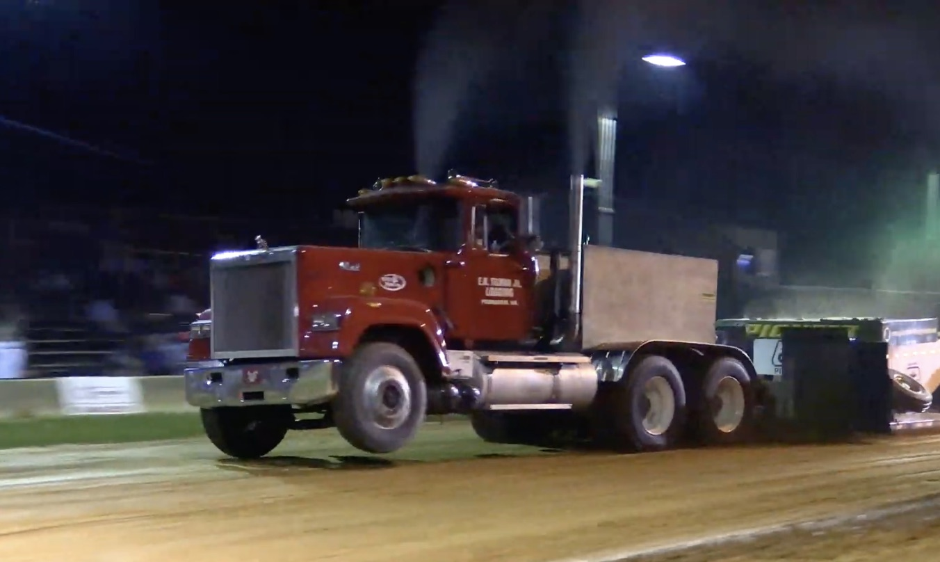 Take The Trailer With You: Street And Hot Rod Semi Tractors Pulling In Virginia!