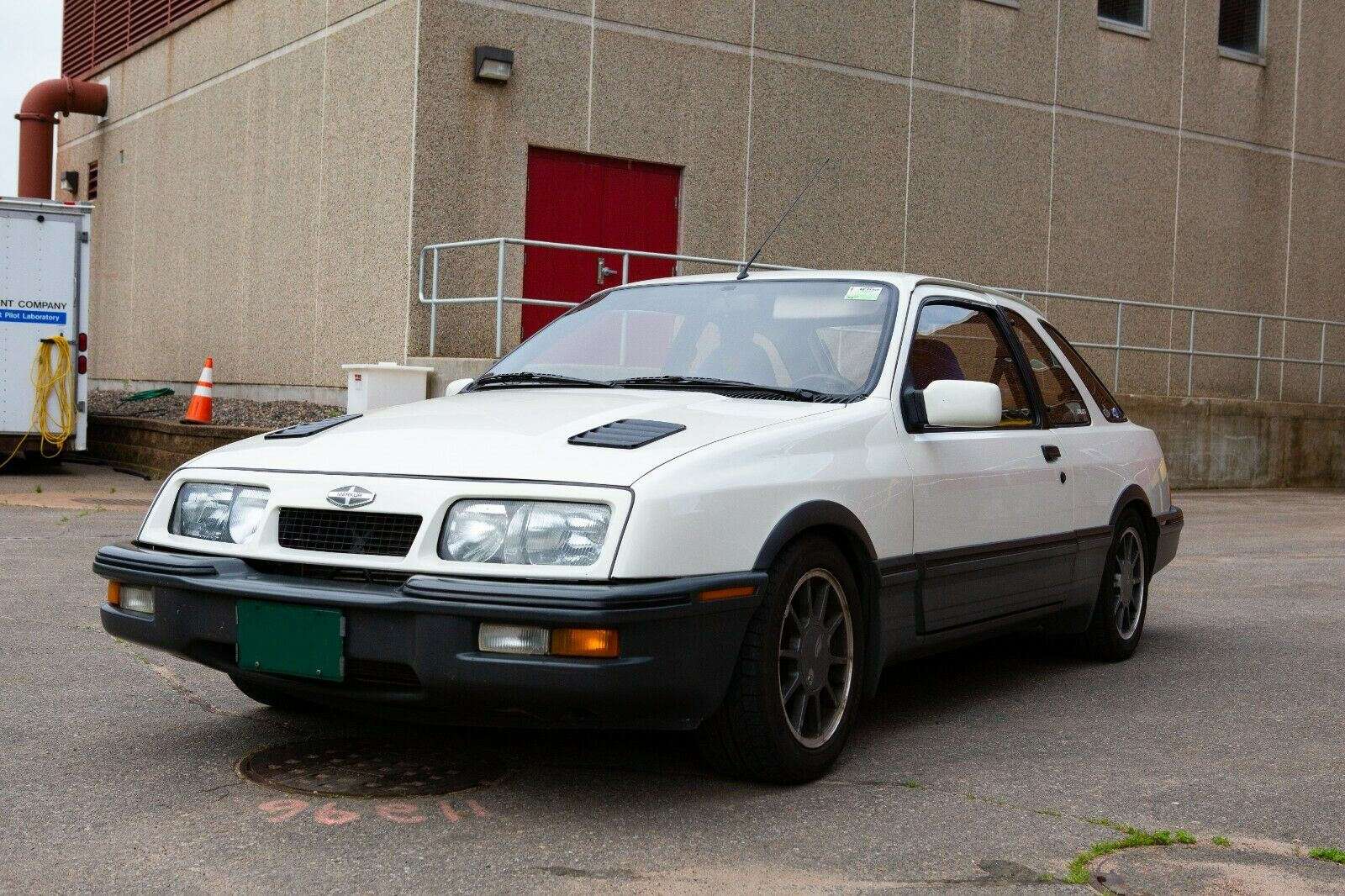 Autocross Special: A 1987 Merkur XR4Ti That's Done! Are You A Fan Of Boosted Fords?