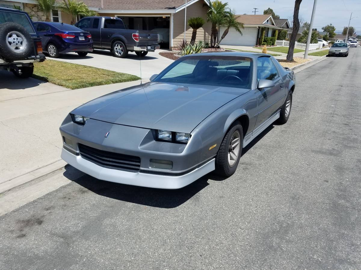 For $1,500 This Hard Top Camaro Is A Runner You Could Do Awesome Stuff With!
