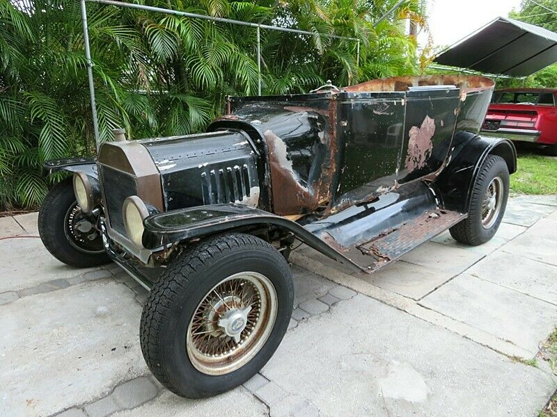 This 1915 Ford Was The First Car Boyd Coddington Ever Got In A Magazine!