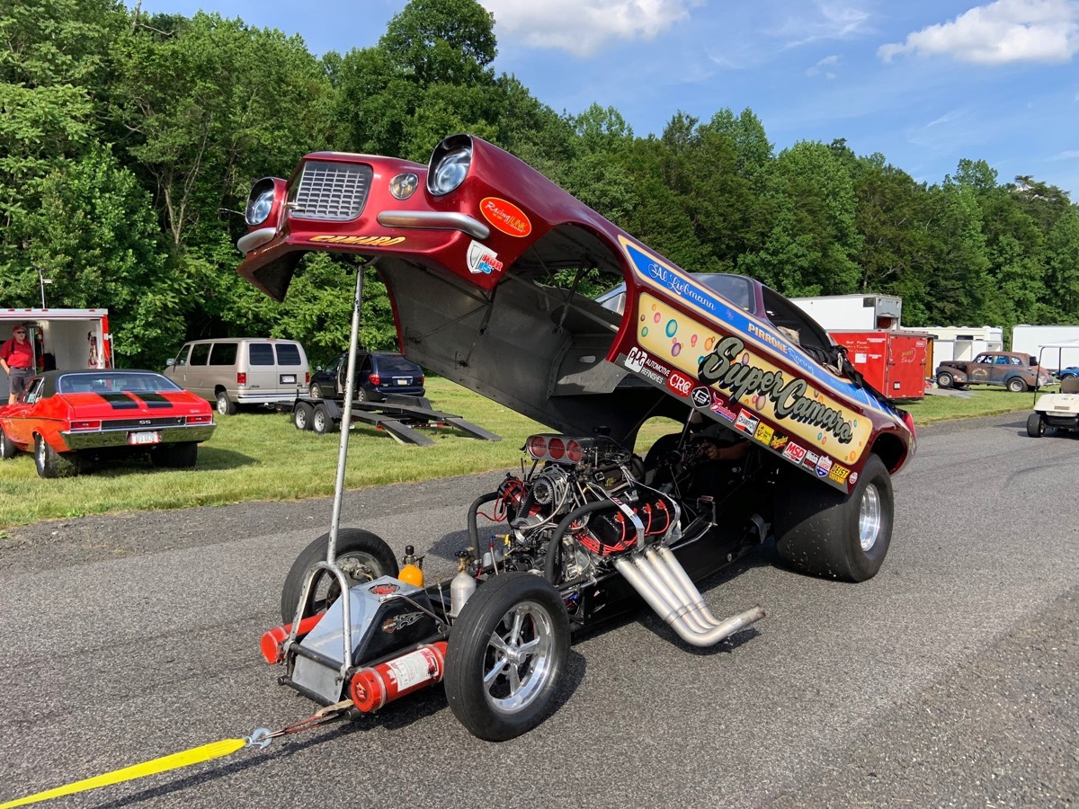 Nostalgia Drags Coverage: Mid-Atlantic Nostalgia Nationals at Cecil Country Dragway In Maryland