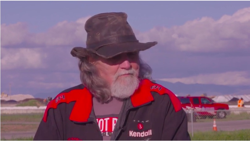 The Man: Watch This Amazing Interview With Drag Racing Hall Of Famer Dave Wallace Jr.