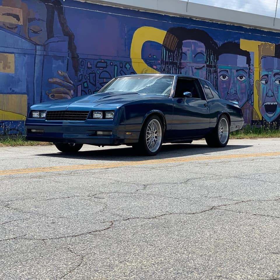 STOLEN: Keep An Eye Out For This Monte Carlo And Malibu In The Charlotte, North Carolina Area!