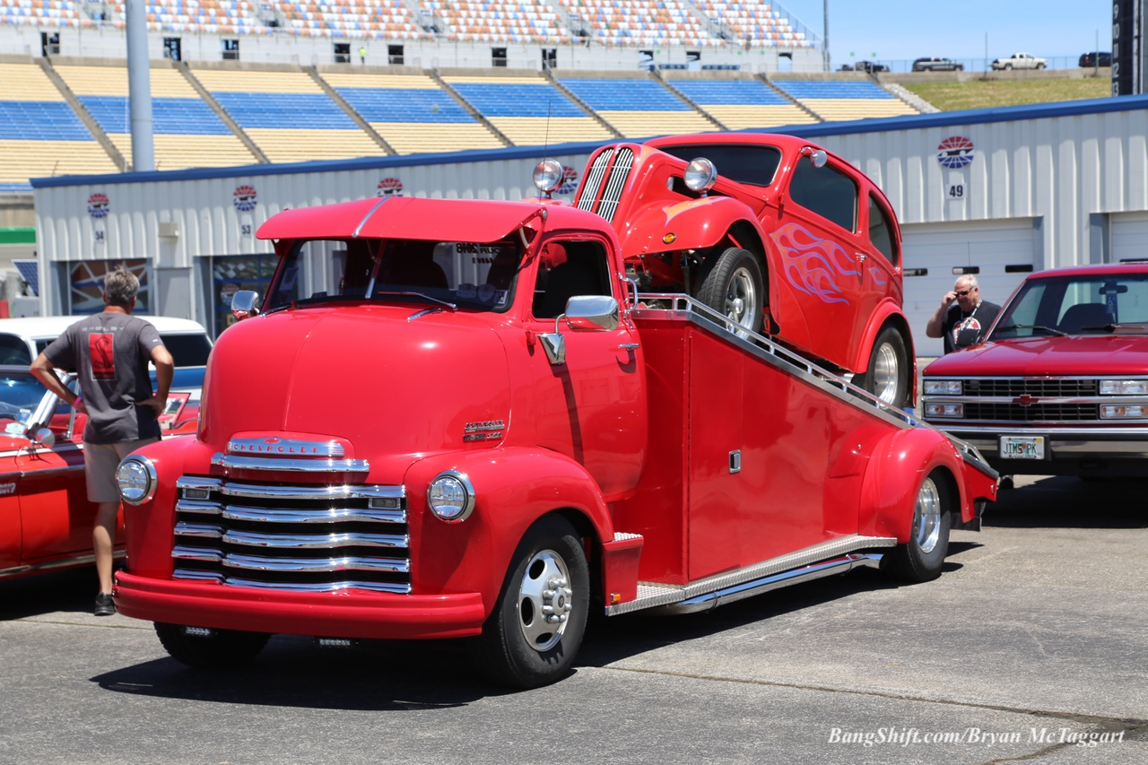 Hot Rod Magazine's Power Tour 2019 at Kentucky Speedway: The Rolling Roadshow Comes To Town!