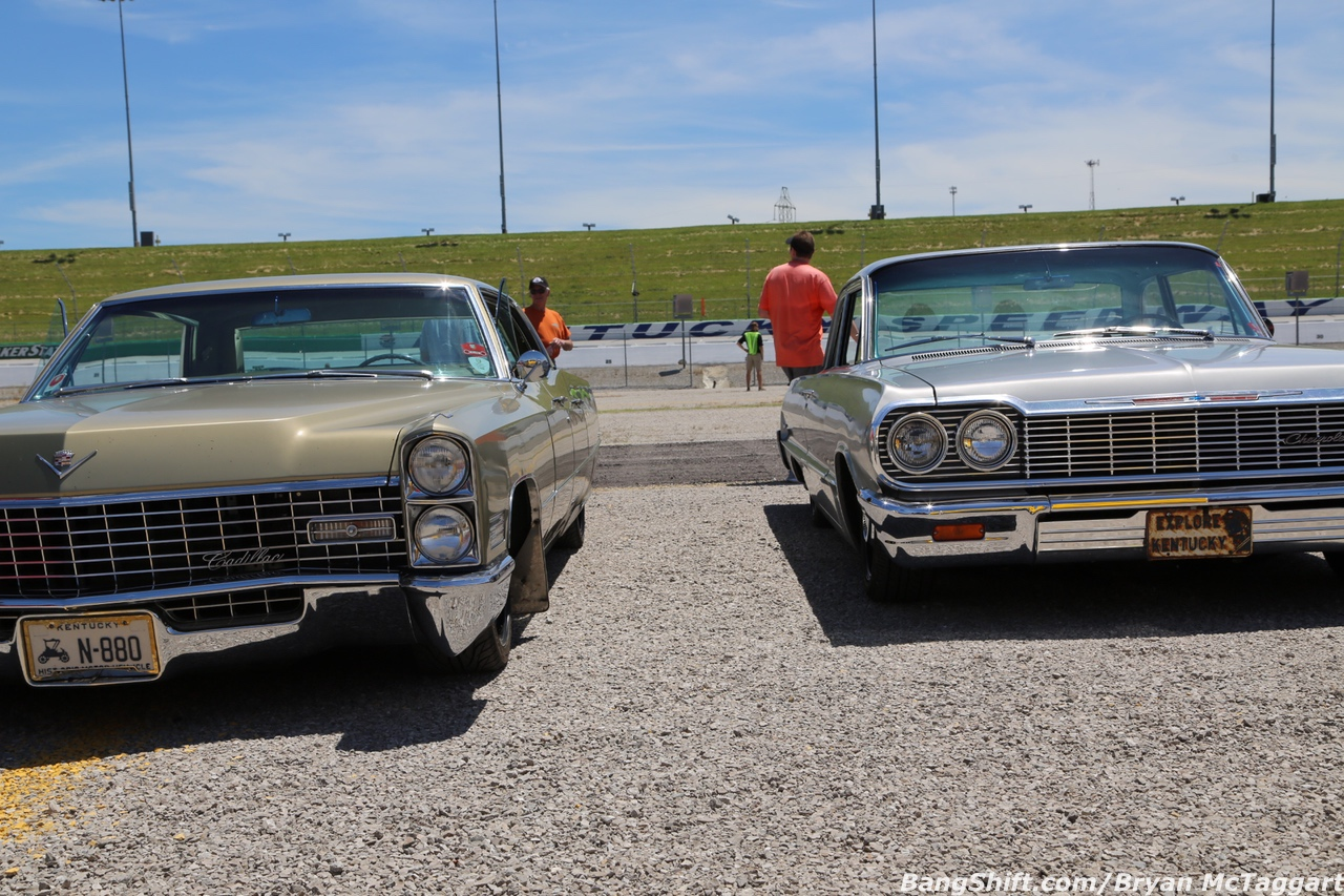 Hot Rod Magazine's Power Tour 2019 at Kentucky Speedway: Show And Shine For Miles!