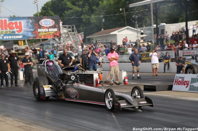 Holley Hot Rod Reunion 2019 Friday Afternoon And That First Blast Of Nitro In The Face