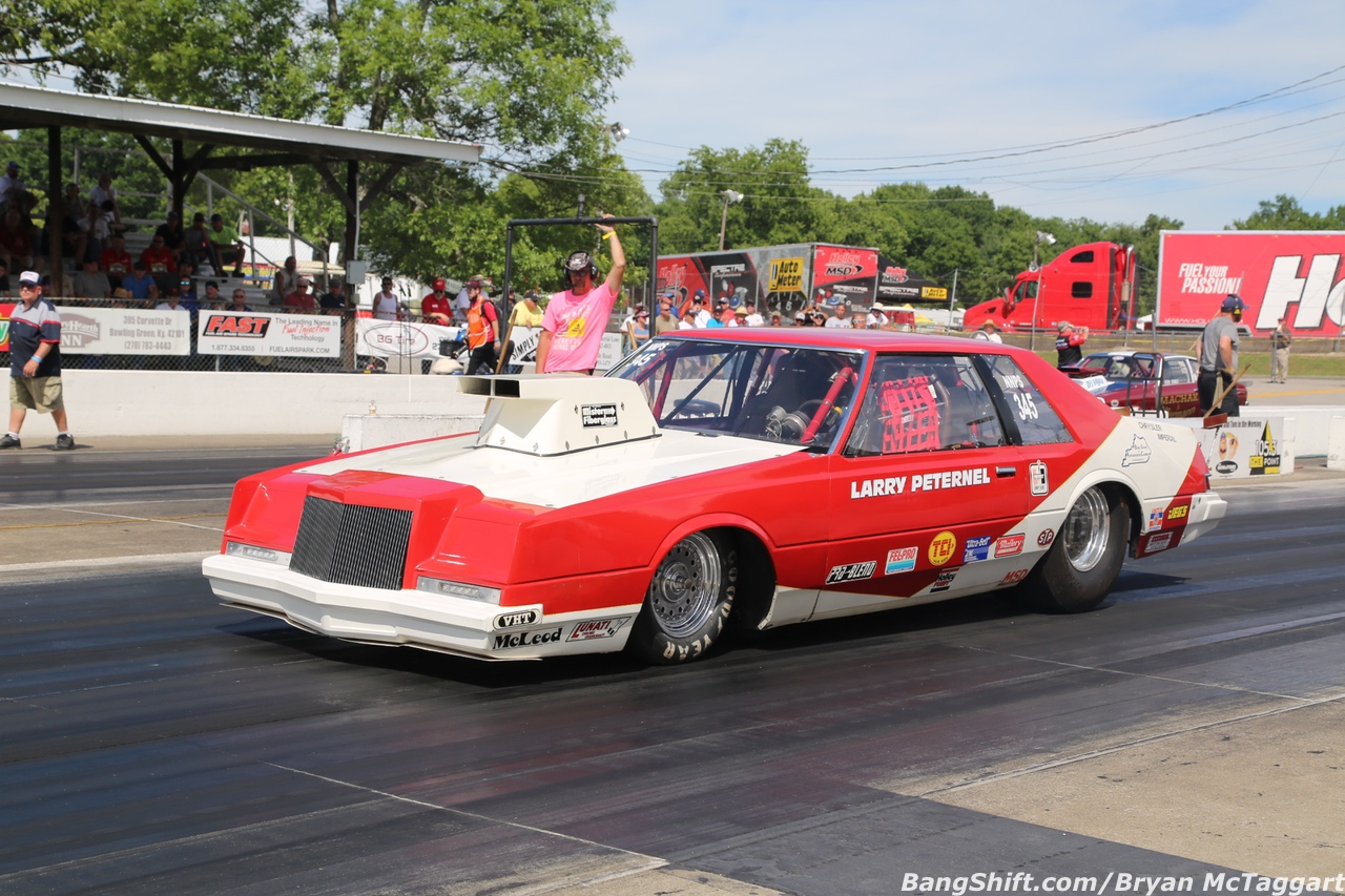 Holley Hot Rod Reunion 2019: Friday Afternoon And That First Blast Of Nitro In The Face!