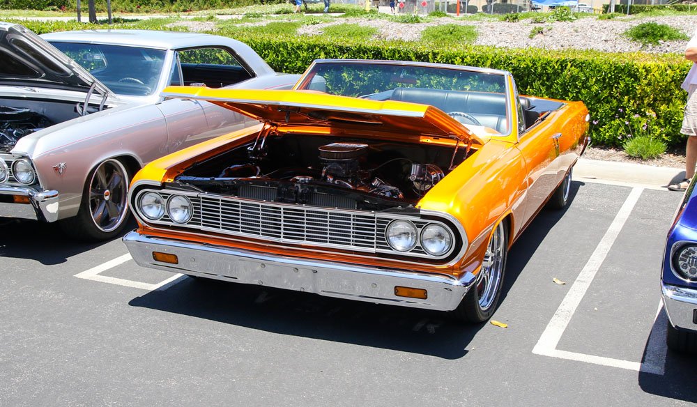 Summertime At The OPGI Car Show Series – We've got the Chevys!