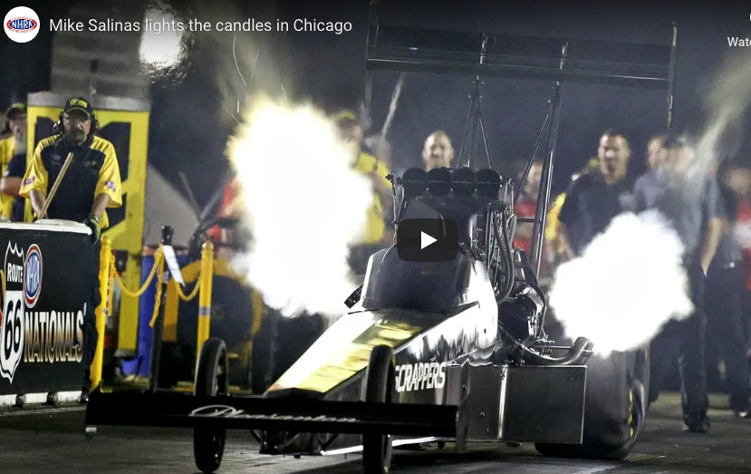 The NHRA Route 66 Nationals From Chicago Has Some Of The Best Hauling Serious Ass. Watch This!