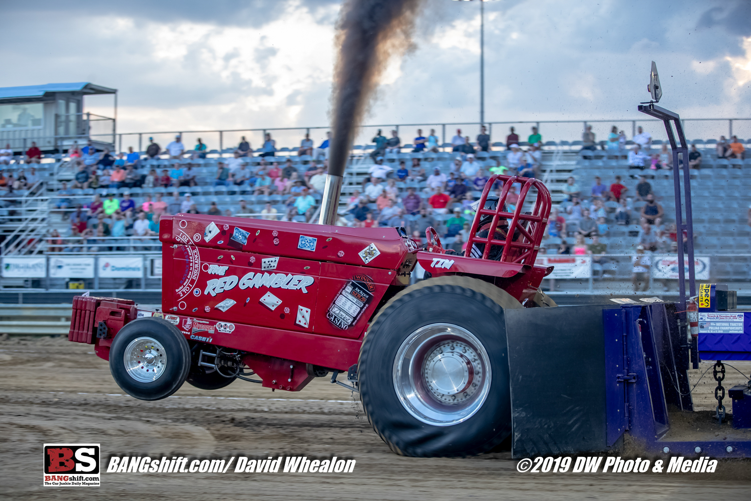 Pulling Action Coverage: 2019 NTPA Mule City 300 – Horsepower, Carnage, and Big Tractor Counts!