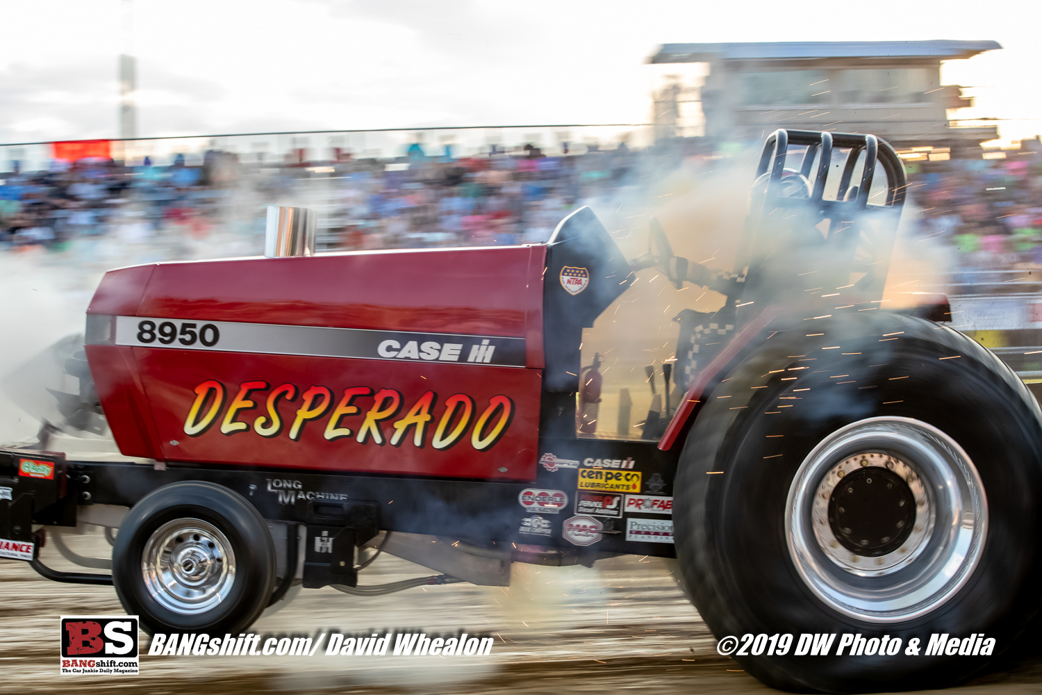 2019 NTPA Mule City 300 Pulling Action Photos – Wheels Up, Soot Up, Power ON!
