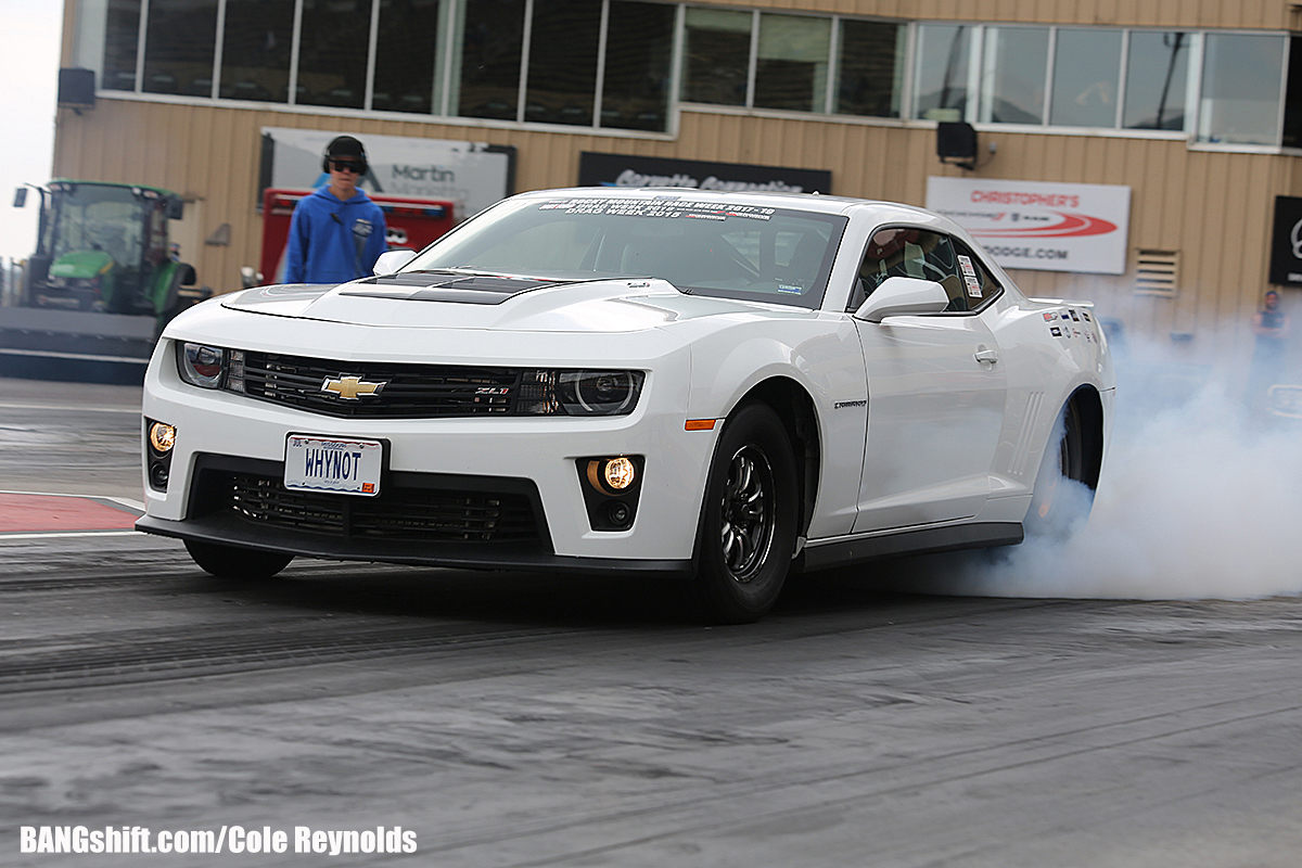 More Than 210 Cars Hit 5 Dragstrips In 7 Days: Rocky Mountain Race Week In Full Swing! Check Out Our Latest Photos