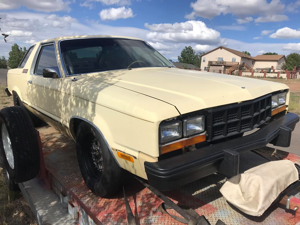 Rough Start: This 1979 Ford Fairmont Is A Plug-And-Play Winner! Bring Your Own Engine!