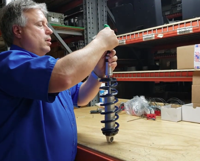 Assembling A Coil Over Shock Isn't Hard, But You'd Be Surprised How Many People Do It Wrong