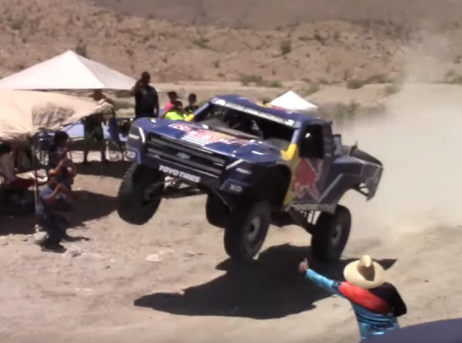 This Is What It Takes To Win The Baja 500. Watch The Action Behind The Win