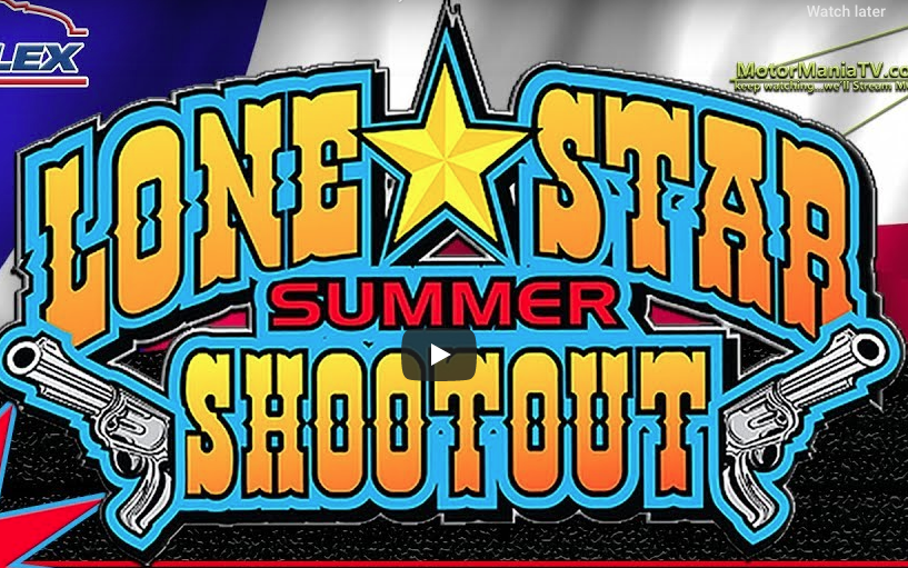 LIVE Streaming Video From The Lone Star Summer Shootout Right Here