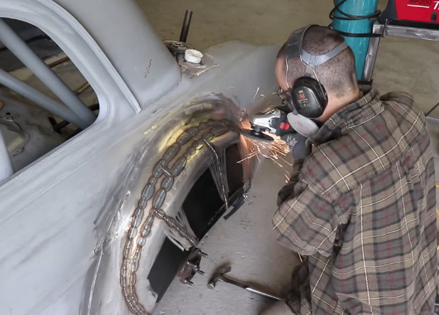 Big Steel Fender Flare Tech! The Mongrel Project Has Got Them. Watch This!
