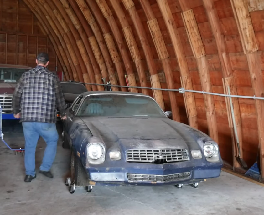 This Barn Find Camaro Hasn't Run In 21 Years. Will It Fight, Or Will It Fire And Run?