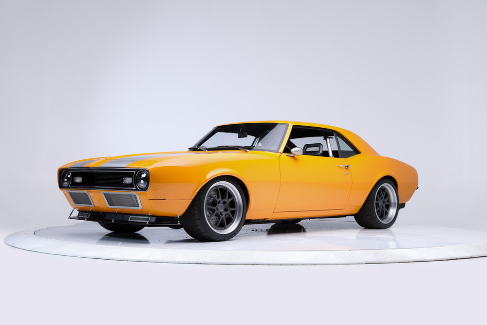 The Velocity Camaro Is Up For Auction TODAY At Barrett-Jackson!