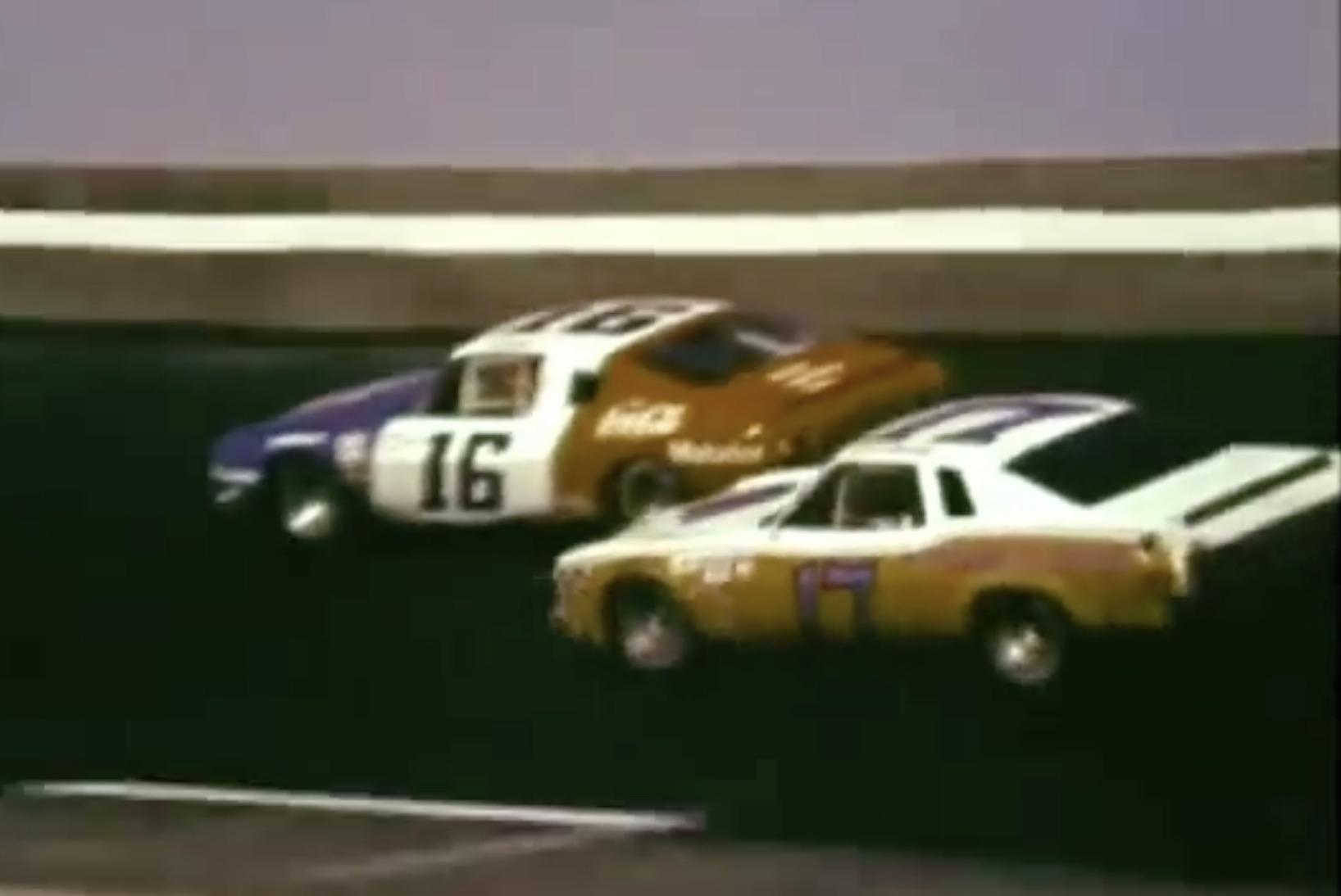 Classic YouTube: Bobby Allison's Win At Darlington In An AMC Matador