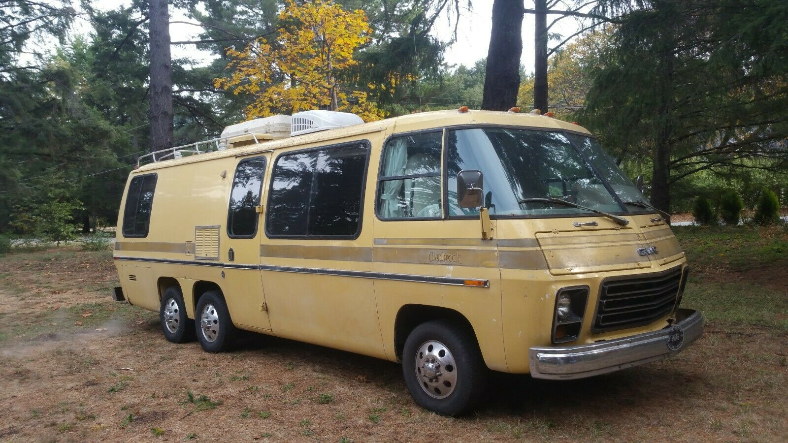 King Of The Road: What Would You Do With This 1976 GMC Motorhome?
