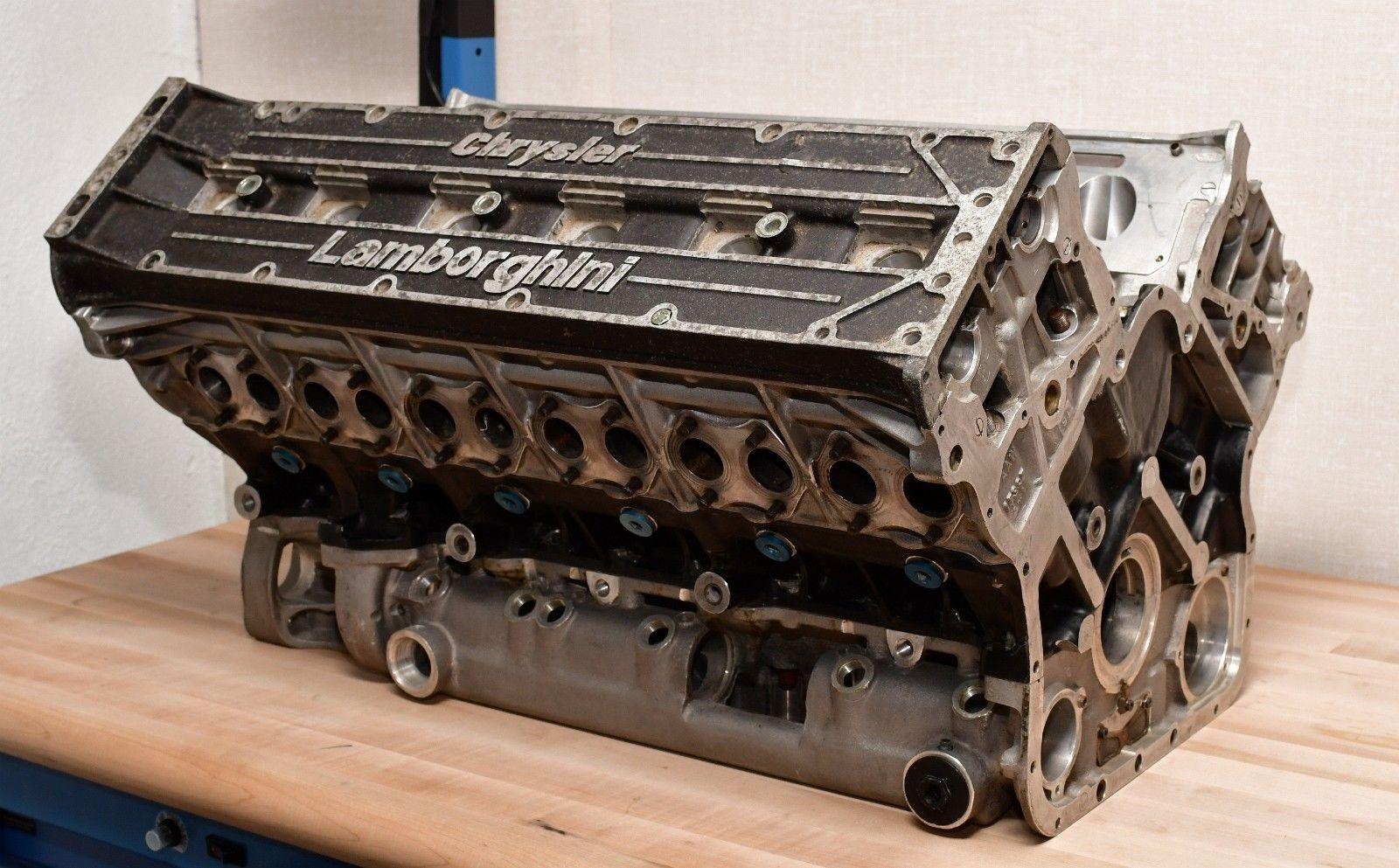 BangShift com Blown Up, Empty, Crappy Lamborghini F1 V12 racing