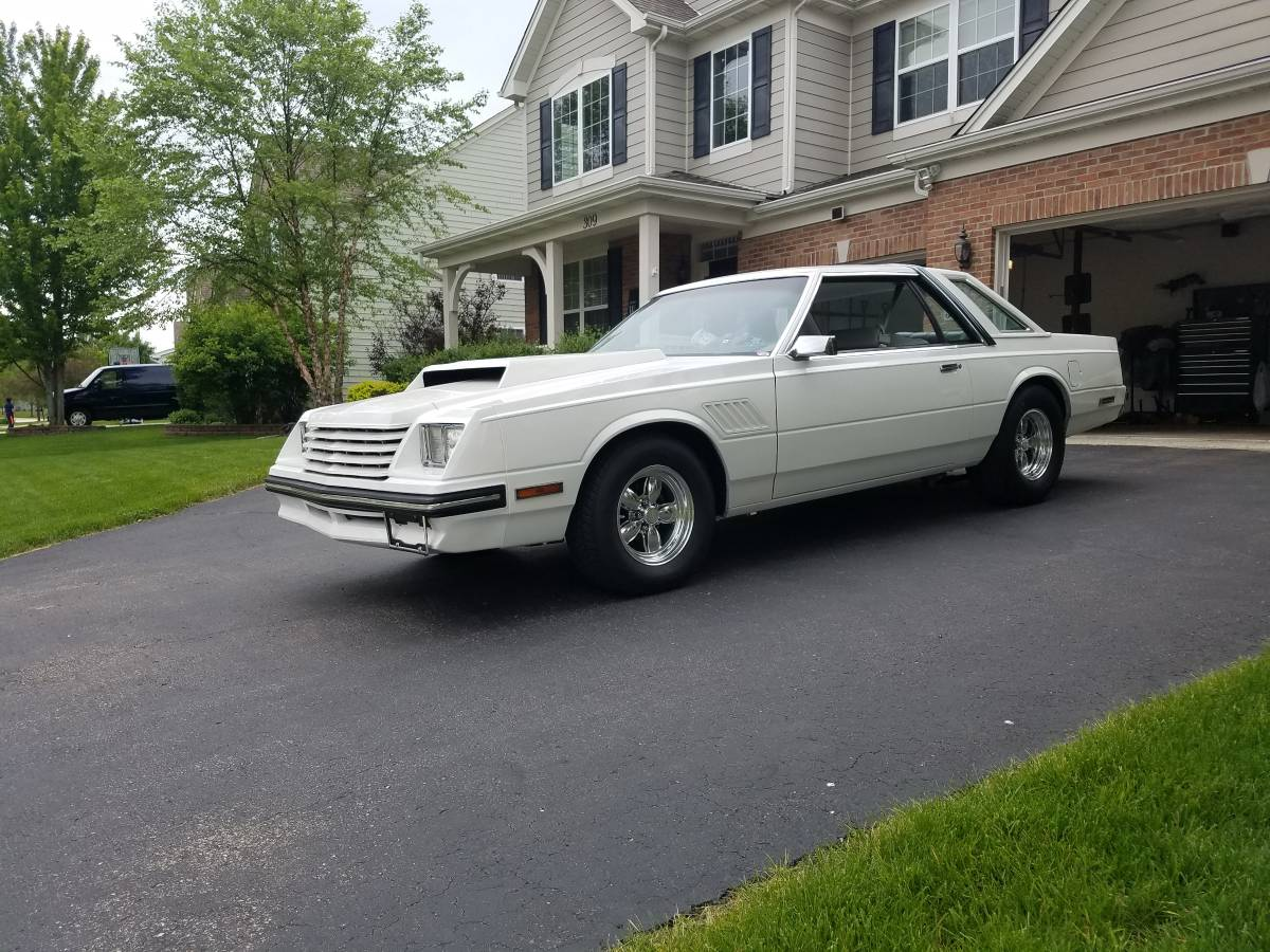 Whole Lotta Mirada: This 1982 Dodge Mirada Has An Engorged Big Block And More – Neat Car!