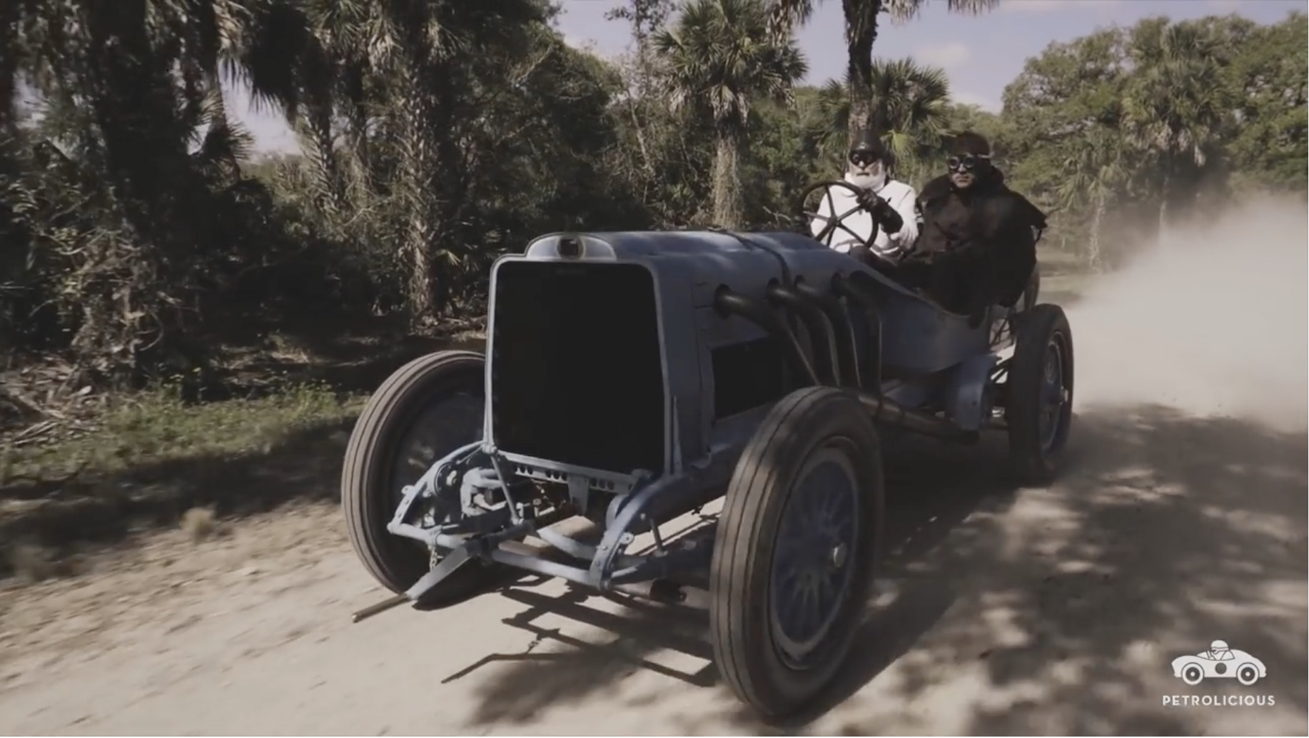 The 1908 Mors Grand Prix Racer: When The Racing Automobile Was Just Starting, They Were Monsters