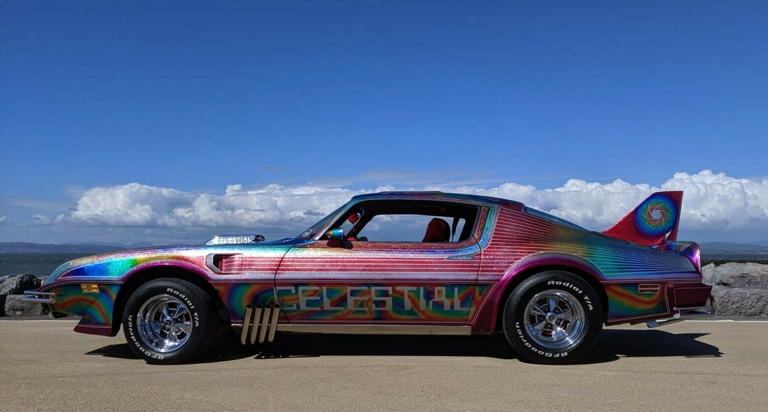Out Of This World: This 1973 Trans Am Is A Completely Bonkers Take On A 70's Street Machine!
