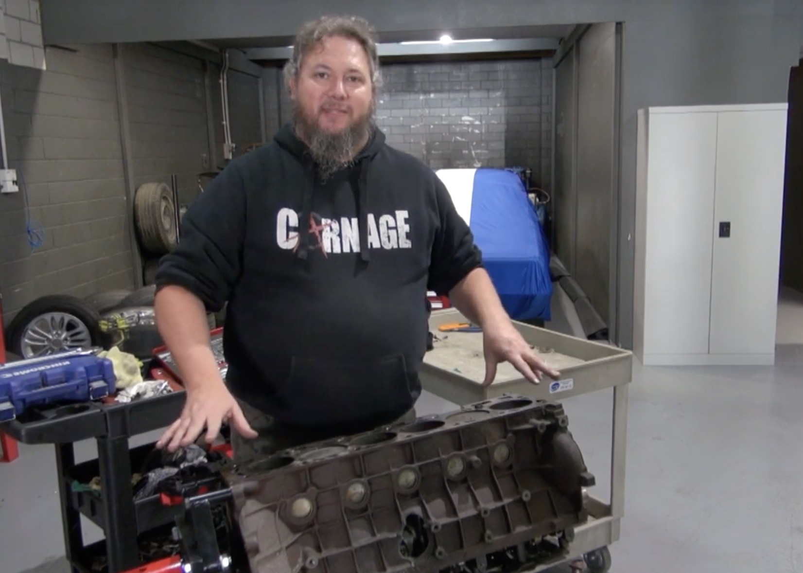 """Necropsy: Street Machine Reviews The Death Of The """"Turbo Taxi"""" Falcon's Barra Six!"""