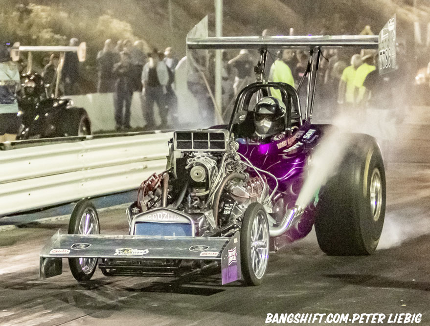 The Little Drag Strip That Does It – Barona's Nitro Night 3!