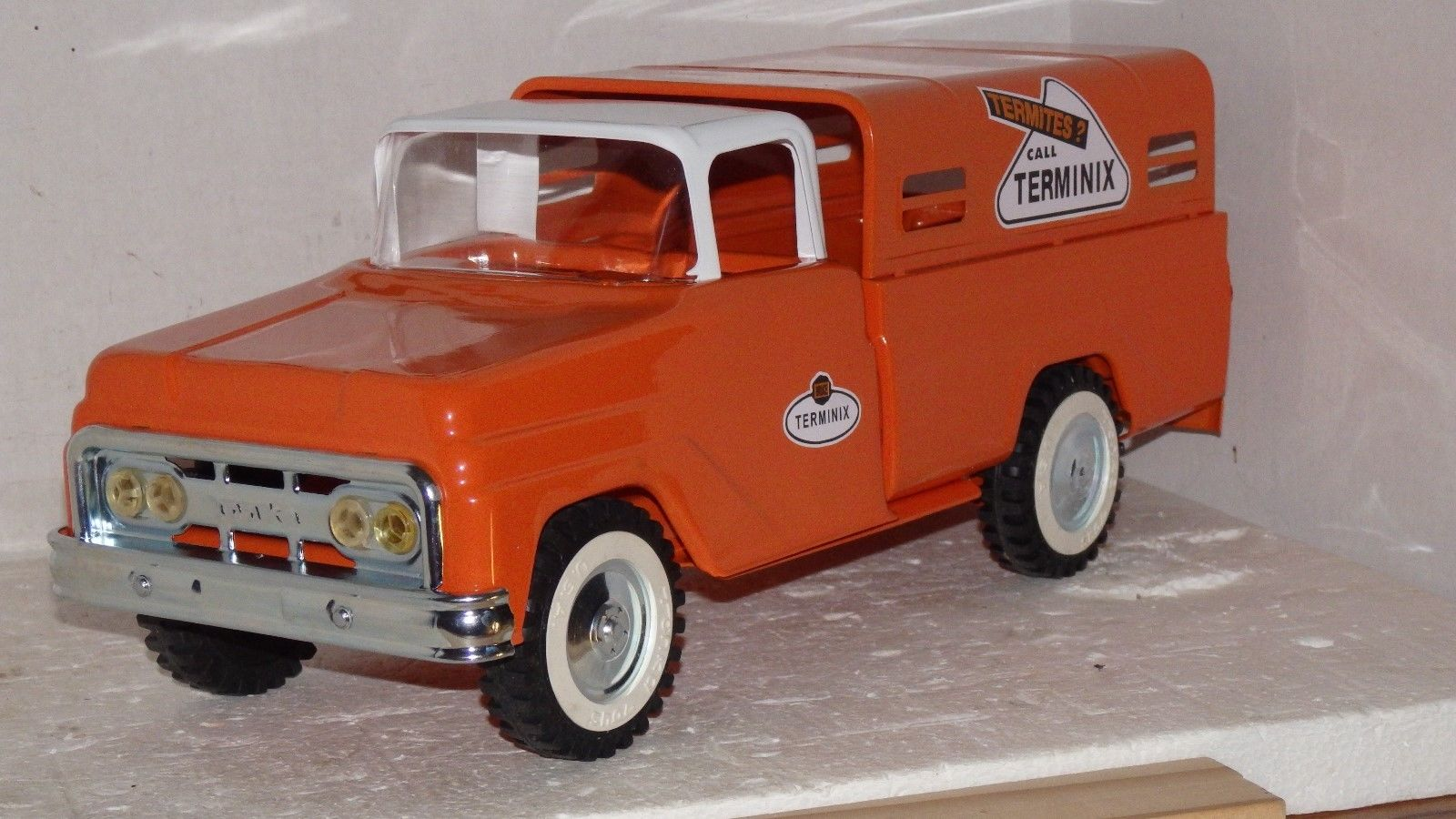 Money No Object: Can You Put A Price On Nostalgia? If This 1963 Tonka Truck Is Any Indication, Yes You Can!