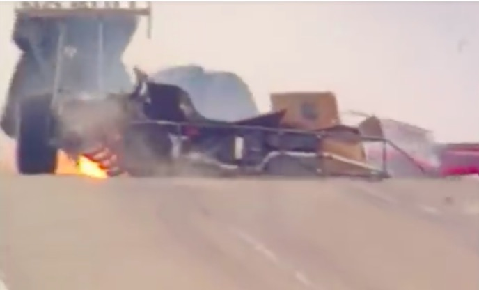 Wild Video: Here's A Look Back At Gary Scelzi's Insane NHRA Weeked In Topeka, Circa 1999