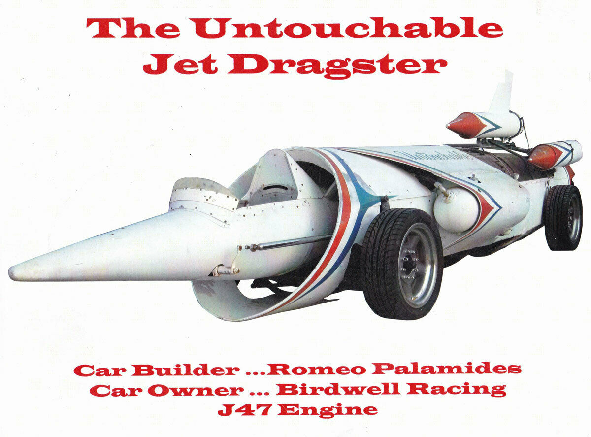 Woah: The Untouchable Jet Dragster Is For Sale – 50+ Year Old Early Example Of The Breed