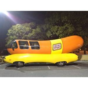 The Ultimate Odd Project: Be Adventurous, Grab A Wienermobile!