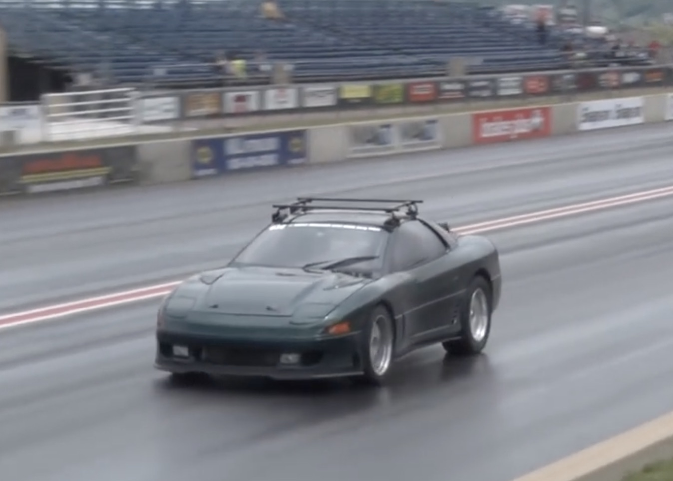 Family Vacation: The LS-Swapped Mitsubishi 3000GT And It's Rocky Mountain Race Week Adventures!