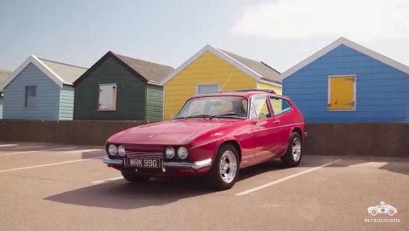 Weird Car, Cool Story: This Guy's Passion For His 1969 Reliant Scimitar Is Cool – Ever Seen One?!