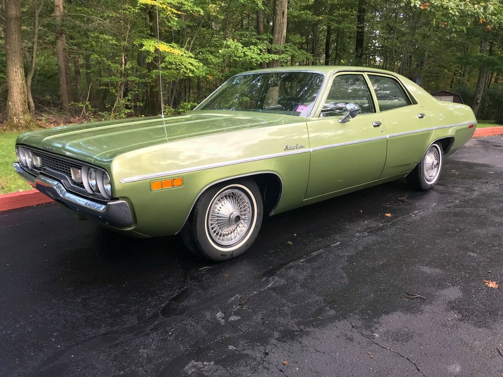 Mopar Lazarus: This 1971 Plymouth Satellite Custom Has Slept For Decades Without Aging!
